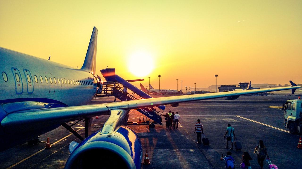Prendre l'avion au Brésil